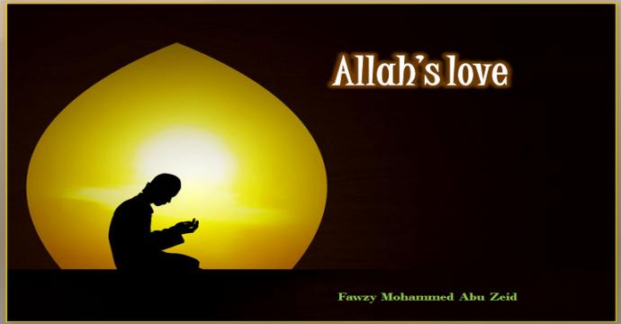 Allah's love