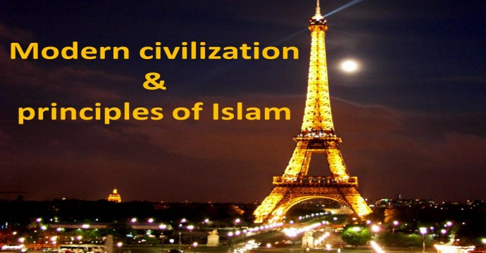 What does the western civilization lack?