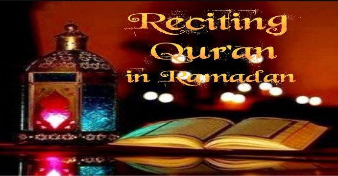 Reciting Qur'an in Ramadan