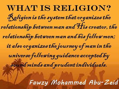 1- Religion