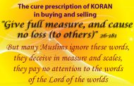 Muslims and pharmacy of cures