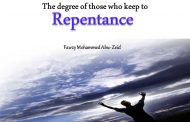 The degree of those who keep to repentance