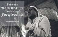 Between repentance and asking forgiveness