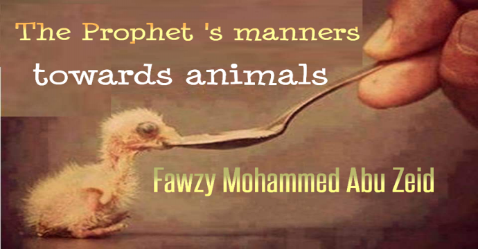 The prophet dealing with animals