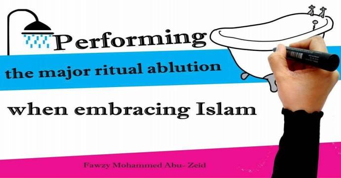 Embracing Islam