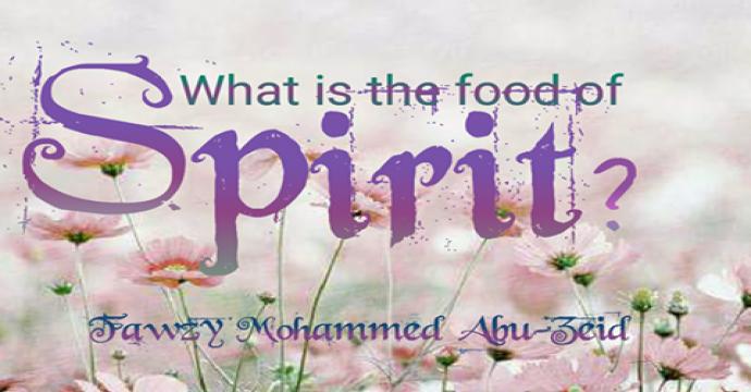 Food of spirit