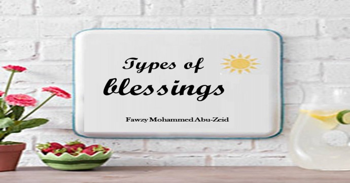Types of blessings