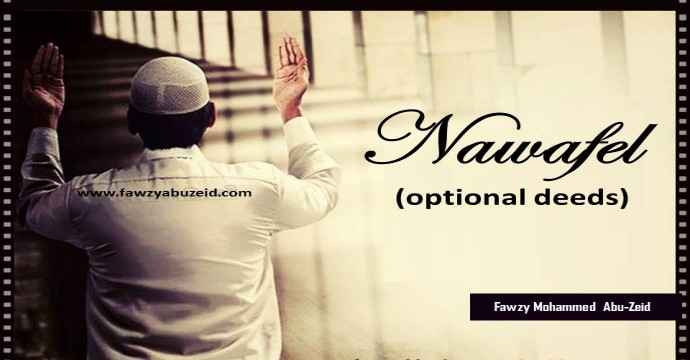 Nawafel (optional deeds)