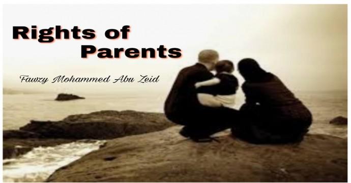 Duties of Children towards their Parents