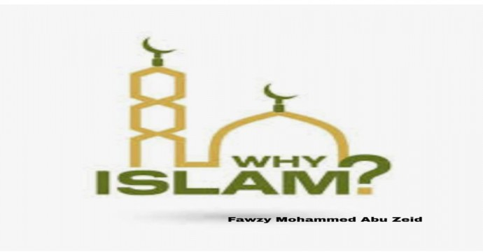 Why do we choose Islam from amongst all religions?