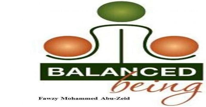 Being balanced