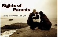 Duties of Children towards their Parents